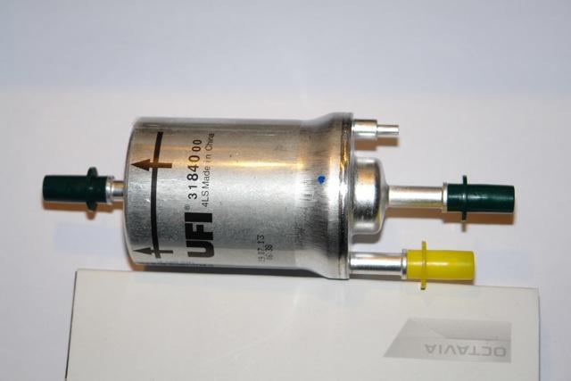 Топливный фильтр для skoda octavia a5: какой выбрать?