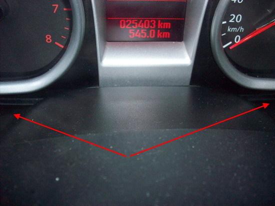 Как снять щиток приборов Форд Фокус 2