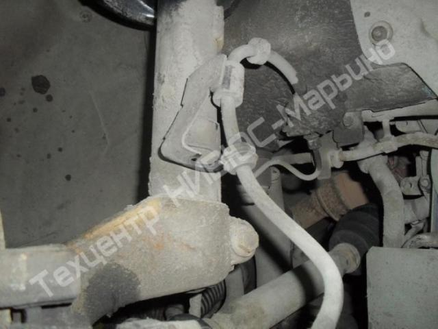 Замена переднего и заднего ступичного подшипника Ford Focus 2