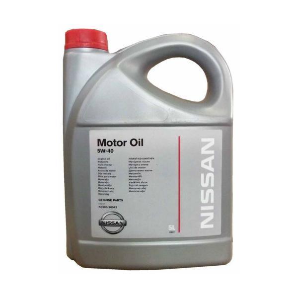 Рекомендуемое моторное масло для nissan almera