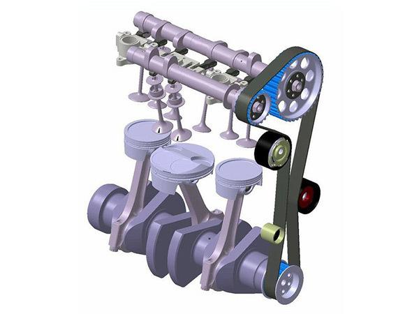 Рено Логан 16 клапанный замена ремня грм через сколько км менять