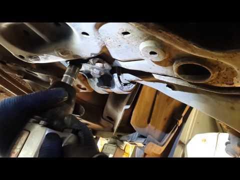Замена переднего сайлентблока рычага Форд Фокус