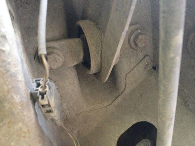 Форд Фокус 2 замена задних рычагов