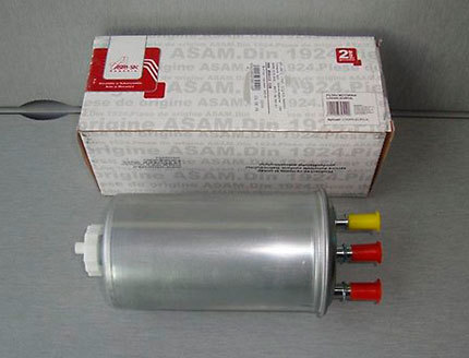 Фильтр топливный на рено дастер