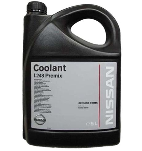 Замена охлаждающей жидкости Ниссан Альмера классик