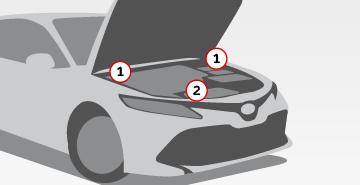 Рекомендации по защите от угона для toyota camry: сигнализации, иммобилайзеры, противоугонные комплексы