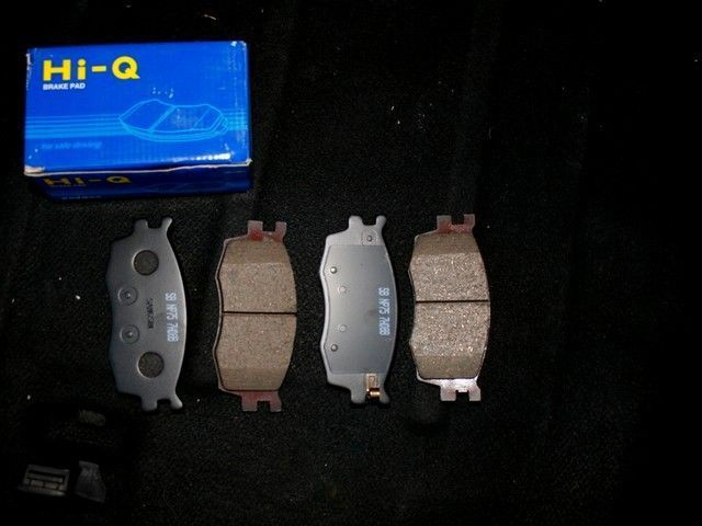 Замена задних тормозных колодок на Киа Рио 2013 видео