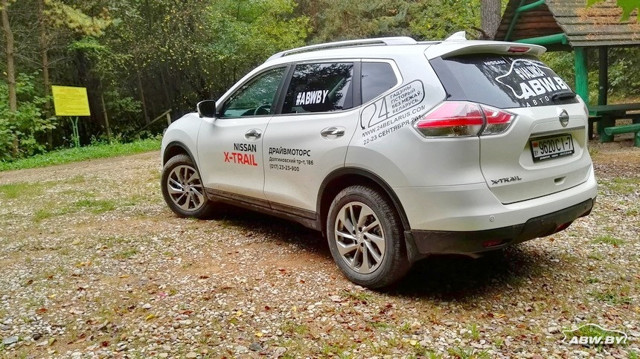Nissan X Trail 2017 Обзор