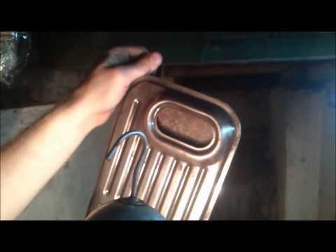 Фольксваген поло седан замена масла в коробке