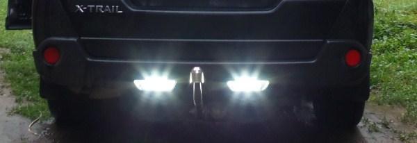 Замена лампы ближнего света на рестайле