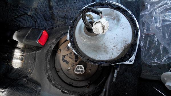 Топливный фильтр camry — замена, v40 2.4 и 3.5, где находится,
