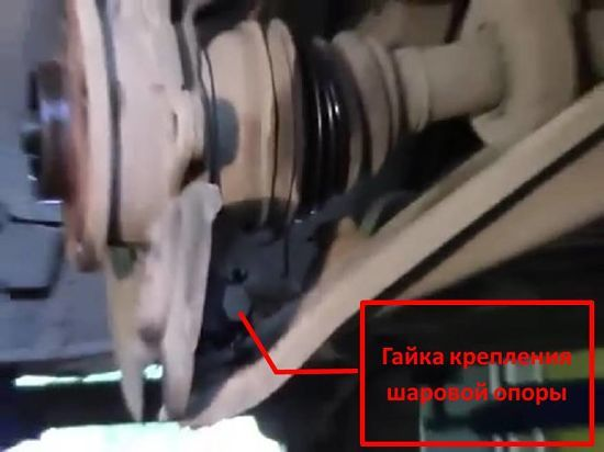Как сменить ступичный подшипник переднего колеса на Renault Logan?
