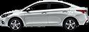 Hyundai Solaris 2018 — комплектация «Элеганс»