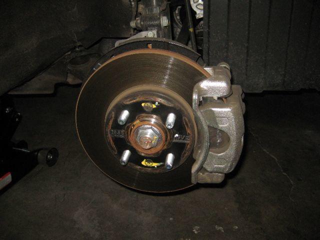 Замена колодок тормозных механизмов передних колес hyundai solaris