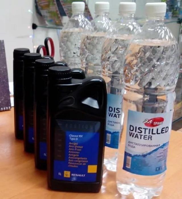 Замена антифриза Рено Меган: инструкция, слив, промывка, залив