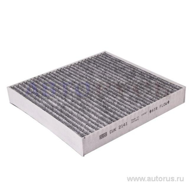 Фильтр салона для хендай солярис
