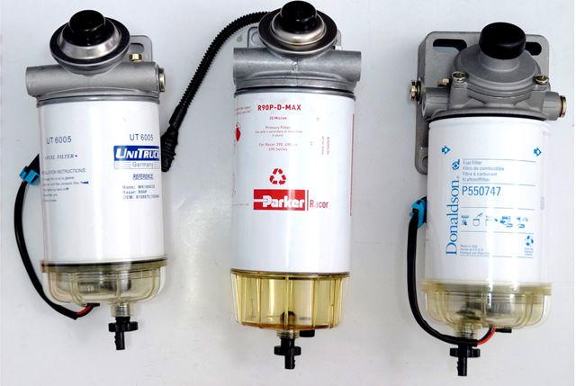 3, 26 замена топливного фильтра дизельного двигателя