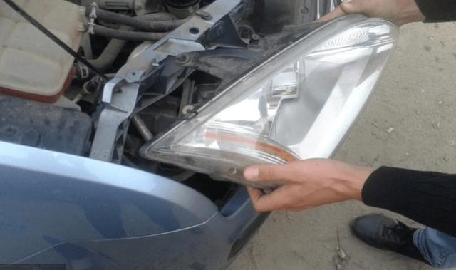 Ford focus 2 рестайлинг лампы, что делать, если перестала гореть лампочка ближнего света на ford focus второго поколения
