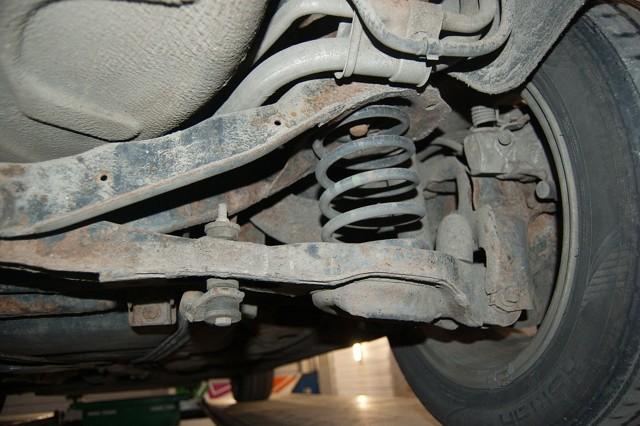 225-1 Ремонт Ford Focus II