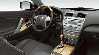 Видео тест драйв Тойота Камри кузов 40